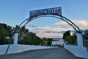 Yiannis Villas, Ferienhäuser  Kountoura Selino - big - 1