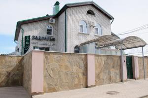 Gostevoi Dvor Zadvorie - Vyborkovo