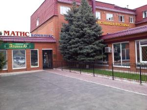 Гостиничный комплекс Матис, Железногорск