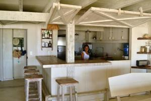 Nordestina Casa de Mar, Дома для отпуска  Икараи - big - 4