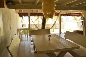 Nordestina Casa de Mar, Дома для отпуска  Икараи - big - 14