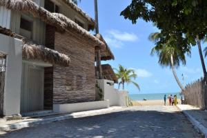 Nordestina Casa de Mar, Дома для отпуска  Икараи - big - 15