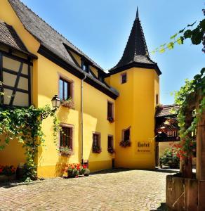 Accommodation in Kientzheim