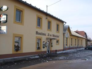 Albergues - Hostinec a penzion U sv. Mikuláše