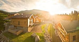 4 star pensiune Chalets Jasna de Luxe Centrum Demänovská Dolina Slovacia