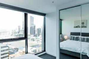 Canvas Suites on Flinders, Apartments  Melbourne - big - 27