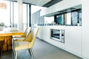 Canvas Suites on Flinders, Apartments  Melbourne - big - 29