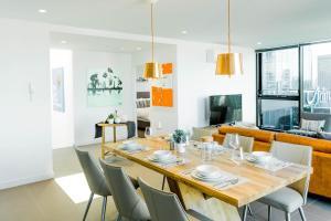 Canvas Suites on Flinders, Apartments  Melbourne - big - 15