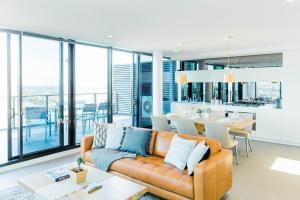 Canvas Suites on Flinders, Apartments  Melbourne - big - 17