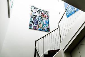 Canvas Suites on Flinders, Apartments  Melbourne - big - 19