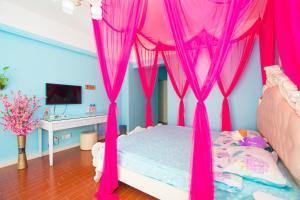 Yue Tian Apartment, Apartmanok  Szanja - big - 5