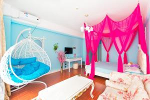 Yue Tian Apartment, Apartmanok  Szanja - big - 10