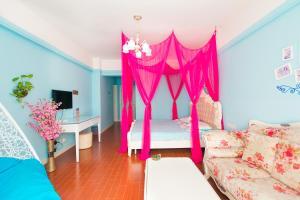 Yue Tian Apartment, Apartmanok  Szanja - big - 7