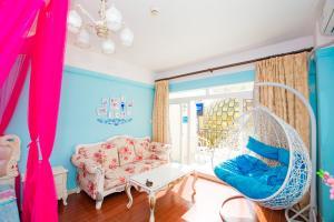 Yue Tian Apartment, Apartmanok  Szanja - big - 8