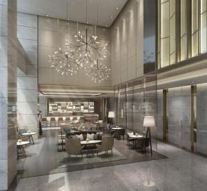 Jinan Inzone Royal Plaza Hotels, Hotely  Jinan - big - 7