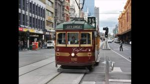 Aura on Flinders Serviced Apartments, Aparthotels  Melbourne - big - 20