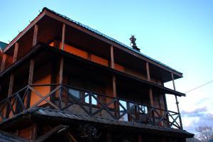 Отель Соколиное Гнездо