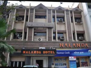 Hostels e Albergues - Nalanda Hotel