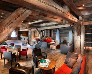CGH Résidences & Spas La Ferme Du Val Claret - Hotel - Tignes