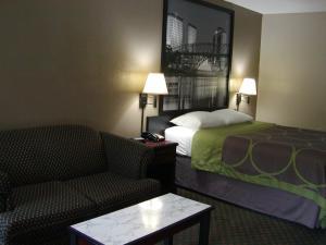 Super 8 by Wyndham Bossier City/Shreveport Area, Hotel  Bossier City - big - 29