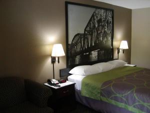 Super 8 by Wyndham Bossier City/Shreveport Area, Hotel  Bossier City - big - 28