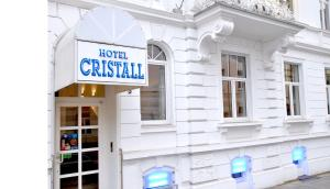 Hotel Cristall - Frankfurt City - Frankfurt/Main