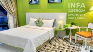 INFA - Muslim House @ Seroja Apartment, Johor Bahru - Skudai