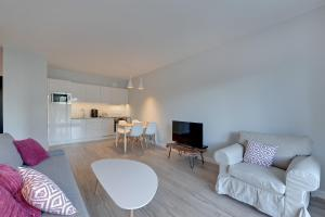 TriApart Deluxe Przy Plaży (Beach Apartment)