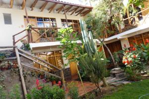 Hostel Andenes, Hostelek  Ollantaytambo - big - 56