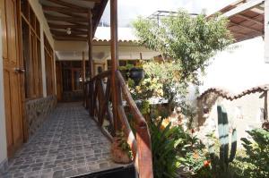 Hostel Andenes, Hostelek  Ollantaytambo - big - 95