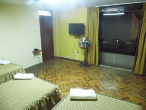 Las Palmeras del Golf, Vendégházak  Trujillo - big - 79