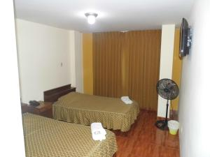 Las Palmeras del Golf, Guest houses  Trujillo - big - 102