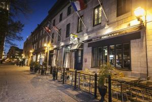 Hôtel Sainte-Anne - Quebec City