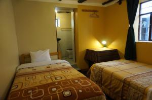 Hostel Andenes, Hostelek  Ollantaytambo - big - 88