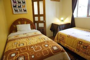 Hostel Andenes, Hostelek  Ollantaytambo - big - 66