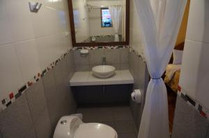 Hostel Andenes, Hostelek  Ollantaytambo - big - 62