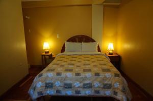 Hostel Andenes, Hostelek  Ollantaytambo - big - 67