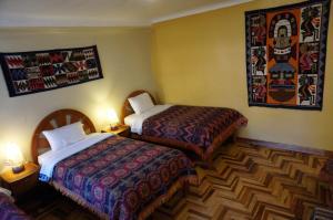 Hostel Andenes, Hostelek  Ollantaytambo - big - 75
