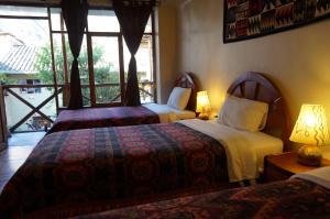 Hostel Andenes, Hostelek  Ollantaytambo - big - 77