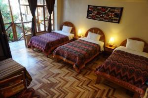 Hostel Andenes, Hostelek  Ollantaytambo - big - 69