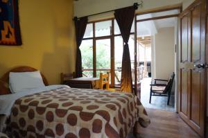 Hostel Andenes, Hostelek  Ollantaytambo - big - 74