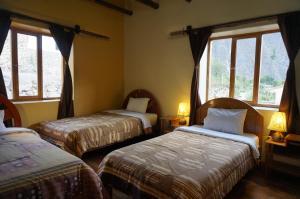 Hostel Andenes, Hostelek  Ollantaytambo - big - 72