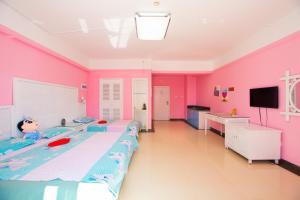 Yue Tian Apartment, Apartmanok  Szanja - big - 32