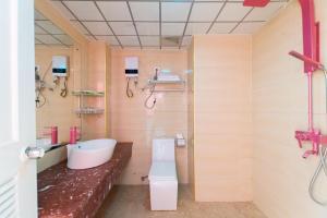 Yue Tian Apartment, Apartmanok  Szanja - big - 18