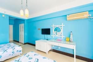 Yue Tian Apartment, Apartmanok  Szanja - big - 47