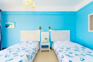 Yue Tian Apartment, Apartmanok  Szanja - big - 44