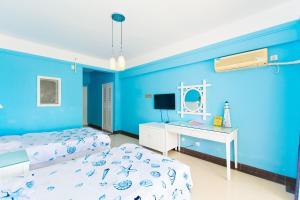 Yue Tian Apartment, Apartmanok  Szanja - big - 46