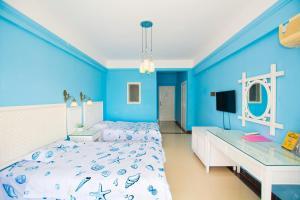Yue Tian Apartment, Apartmanok  Szanja - big - 48