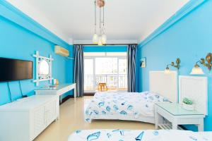 Yue Tian Apartment, Apartmanok  Szanja - big - 43