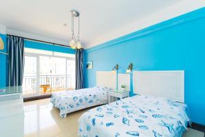 Yue Tian Apartment, Apartmanok  Szanja - big - 39
